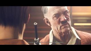 WOLFENSTEIN II - Saying the Wrong Lines to Hitler