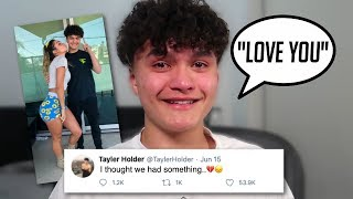 Faze Jarvis Confirms Dating Sommer Ray! (Tayler Holder Mad)