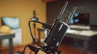 Trasmettitore video WIRELESS ECONOMICO • Hollyland Mars300 | Recensione e Test