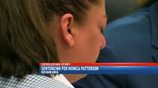 Sentencing for Monica Patterson