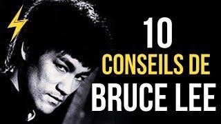 Bruce Lee - 10 Conseils pour réussir (Motivation)