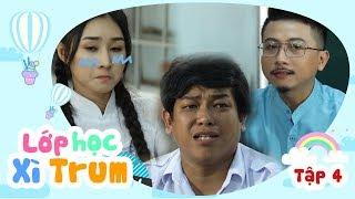 Sitcom Hài 2017 Lớp Học Xì Trum - Tập 4 Bi Kịch (Hứa Minh Đạt, Lily Luta, Bình Bò, Thanh Tân)