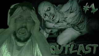 Outlast Gameplay Walkthrough Part 1 | SCARIEST GAME EVER?