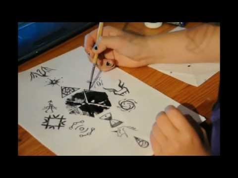 EXO MAMA Elements Speed Drawing