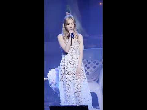 151023 아주 특별한 하루 - Dancing Queen 태연