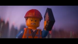 The Lego Movie - Strange Piece scene