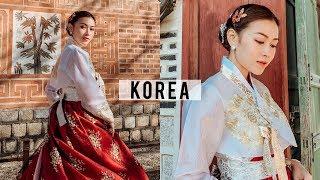 VLOG: Newin in KOREA 🇰🇷 ( engsub)  Du Lịch HÀN QUỐC  ( ăn cả Seoul + nhận bằng makeup + tán tỉnh)