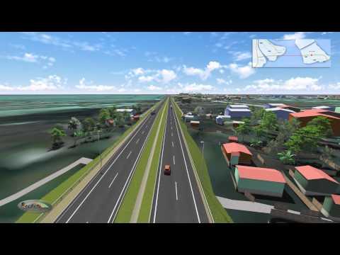 Lach Huyen Highway- Hai phong - Vietnam