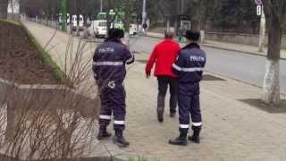 Chefliu și sociabil, a pus poliția în încurcătură