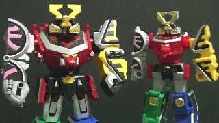 đồ chơi siêu nhân thần kiếm Power Rangers Samurai Toys 파워레인저 블레이드포스 장난감