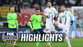 FC Augsburg vs. FC Schalke 04 | 2018-19 Bundesliga Highlights