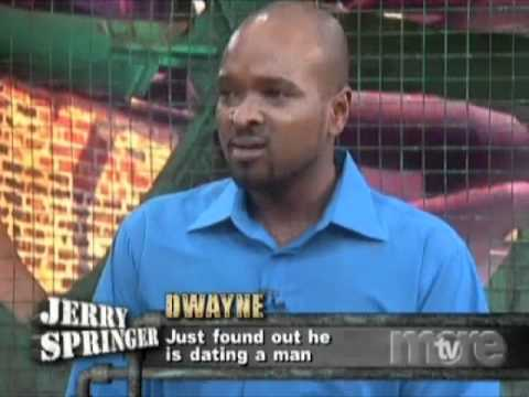 Jerry springer dating