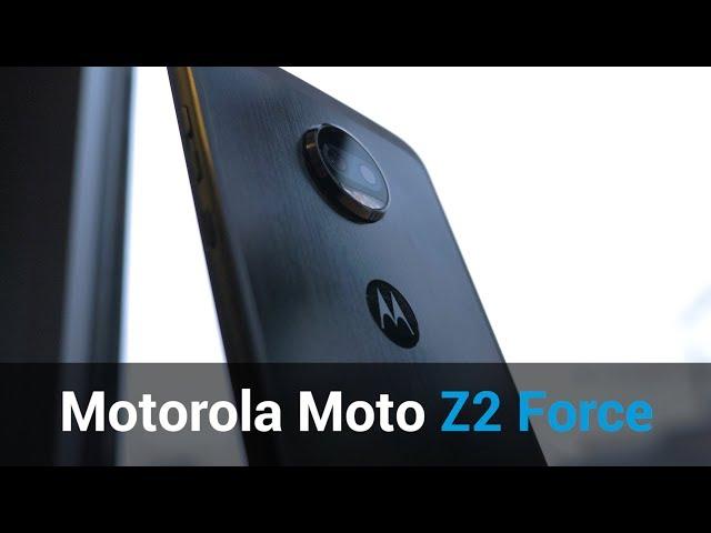Belsimpel.nl-productvideo voor de Motorola Moto Z2 Force