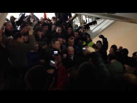 9 Марта. Луганская ОГА. Прощай Болотских