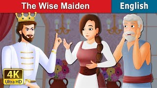 The Wise Maiden Story in English | Bedtime Stories | English Fairy Tales