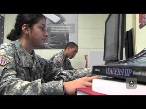 U.S. Army: Tools for Education and Career