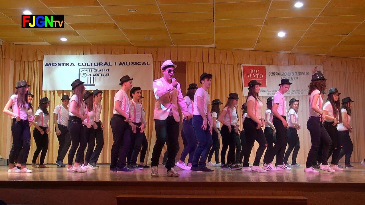 01. Uptown funk - Bailes Educacion Fisica 2016 IES Nules