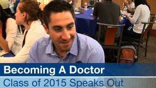 Albert Einstein College of Medicine Student Interviews: Why I Want to be a Doctor