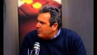 Συνέντευξη του Πάνου Καμμένου στον Ν. Χατζηνικολάου στον RealFM 20-06-2013