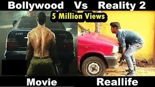 Bollywood Vs Reality (Part 2)   Reallife Funny Video   OYE TV