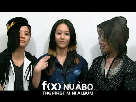에프엑스 f(x)_NU ABO_making film