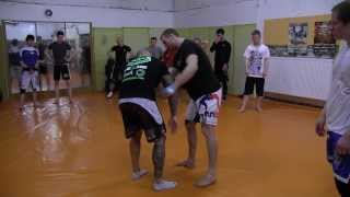 Pascal Krauss Advanced Takedown Defense
