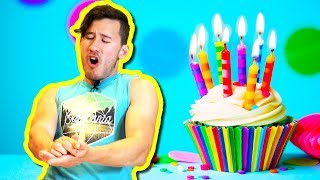 Markiplier Makes: Cake