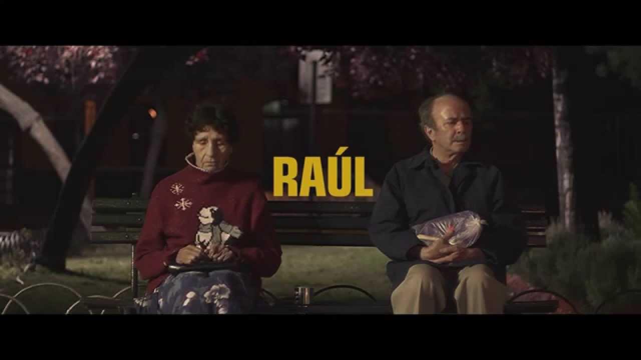 Trailer de Raúl