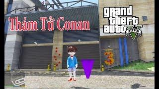 GTA 5 Mod - Conan Đi Khám Phá Phòng Thí Nghiệm Toàn Người Chết