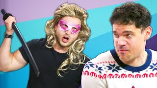 Try Not To Laugh Challenge #75 w/ Flula from THE SUICIDE SQUAD