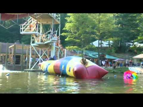 Ace Adventure Resort Blob Competition West Virginia
