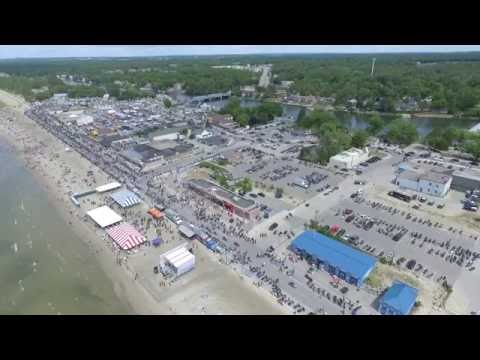 Beach1.com - Wasaga Beach Motorcyle Rally 2016