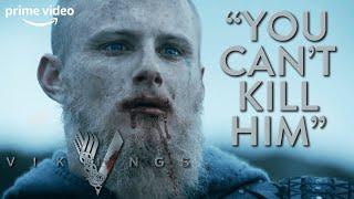 Bjorn Goes Into Battle One Last Time | Vikings | Prime Video