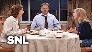 Dysfunctional Family Dinner - SNL