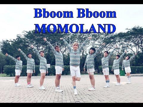 [KPOP IN PUBLIC CHALLENGE] MOMOLAND (모모랜드) _ BBoom BBoom (뿜뿜) Dance Cover by Heaven Dance Team