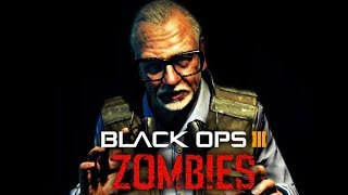 "GEORGE ROMERO BOSS FIGHT IN BO3 ZOMBIES! – Black Ops 3 Zombies ""STUDIO 115"" CHRISTMAS CUSTOM MAP!"