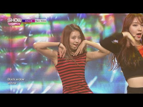 Show Champion EP.222 PRESTIN - Black Widow