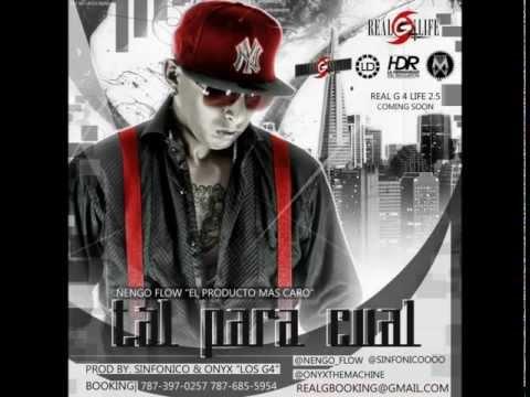 Tal Para Cual - Ñengo Flow (REALG4LIFE 2) (Original) ★REGGAETON 2012★