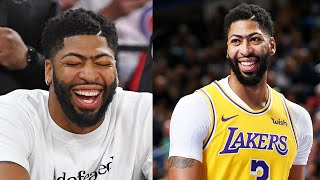 Anthony Davis FUNNIEST MOMENTS