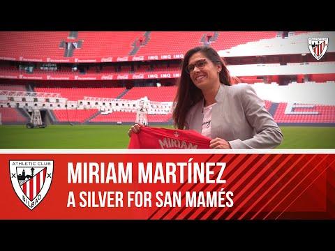 ❤️🤍 Miriam Martínez & San Mamés | Paralympic silver medallist Tokyo 2020