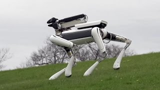 I Love Science / Boston Dynamics представила SpotMini