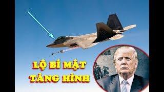 Mỹ BẠI LỘ công nghệ tàng hình, bị Nga KIỂM SOÁT hoàn toàn chiến đấu cơ F-22