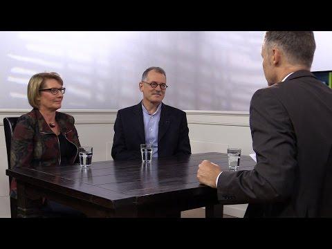 Was tun mit der Lebenszeit?: Elke Grapentin, Reiner Dienlin - Bibel TV das Gespräch