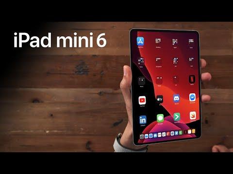 Apple iPad mini 6 - Here It Is!