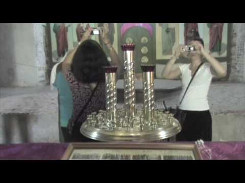 Inside Russian Church