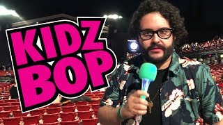 An Adult Man Goes to A Kidz Bop Concert