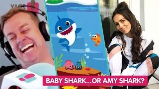 Grant's Wife Confuses Amy Shark With Baby Shark | 2DayFM Breakfast