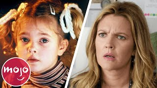 The Tragic Life of Drew Barrymore