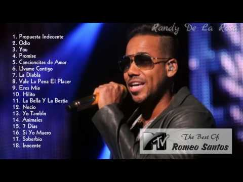 Romeo Santos - MIX (super exitos) | 2016