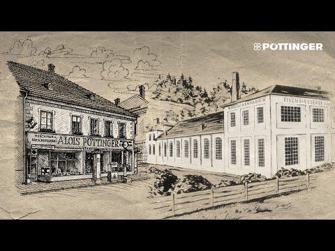 150 let úspěchů s Pöttingerem